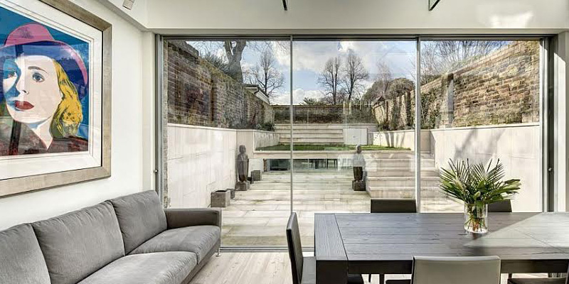 OPC Side House Extension